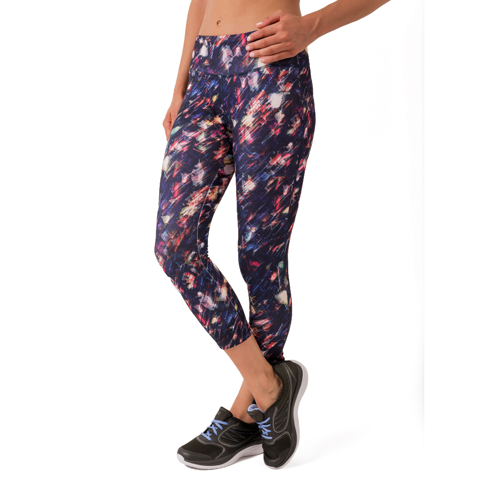 RBX Active Women's Printed Camouflage Capri Knee Length ...