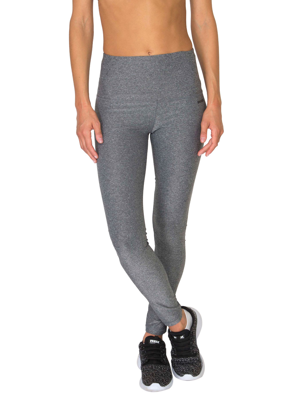 RBX Active Prime Body Contouring High Waisted Compression Performance Leggings