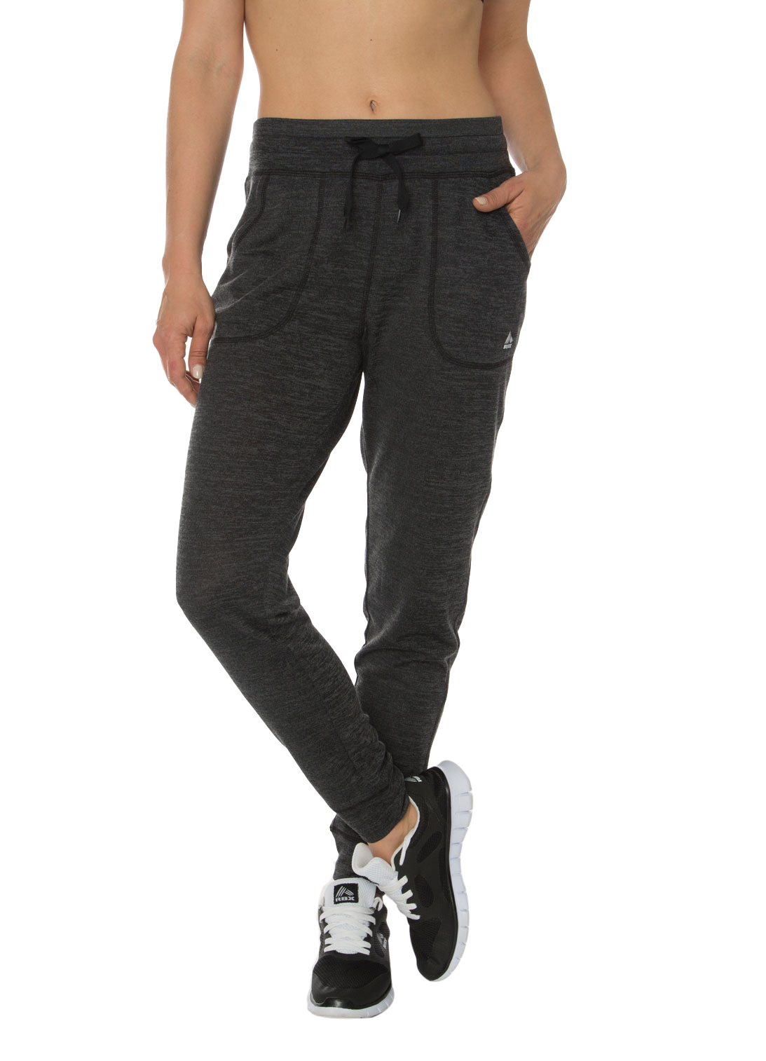 RBX Active Prime Lightweight Sweater Hacci Cuffed Jogger