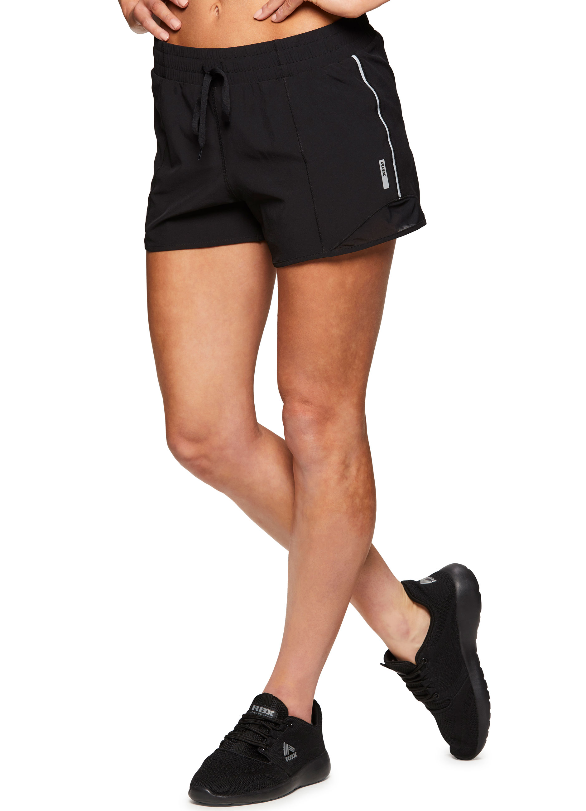 ca6f16837c7 RBX Active Women s 3 inch Workout Athletic Running Shorts