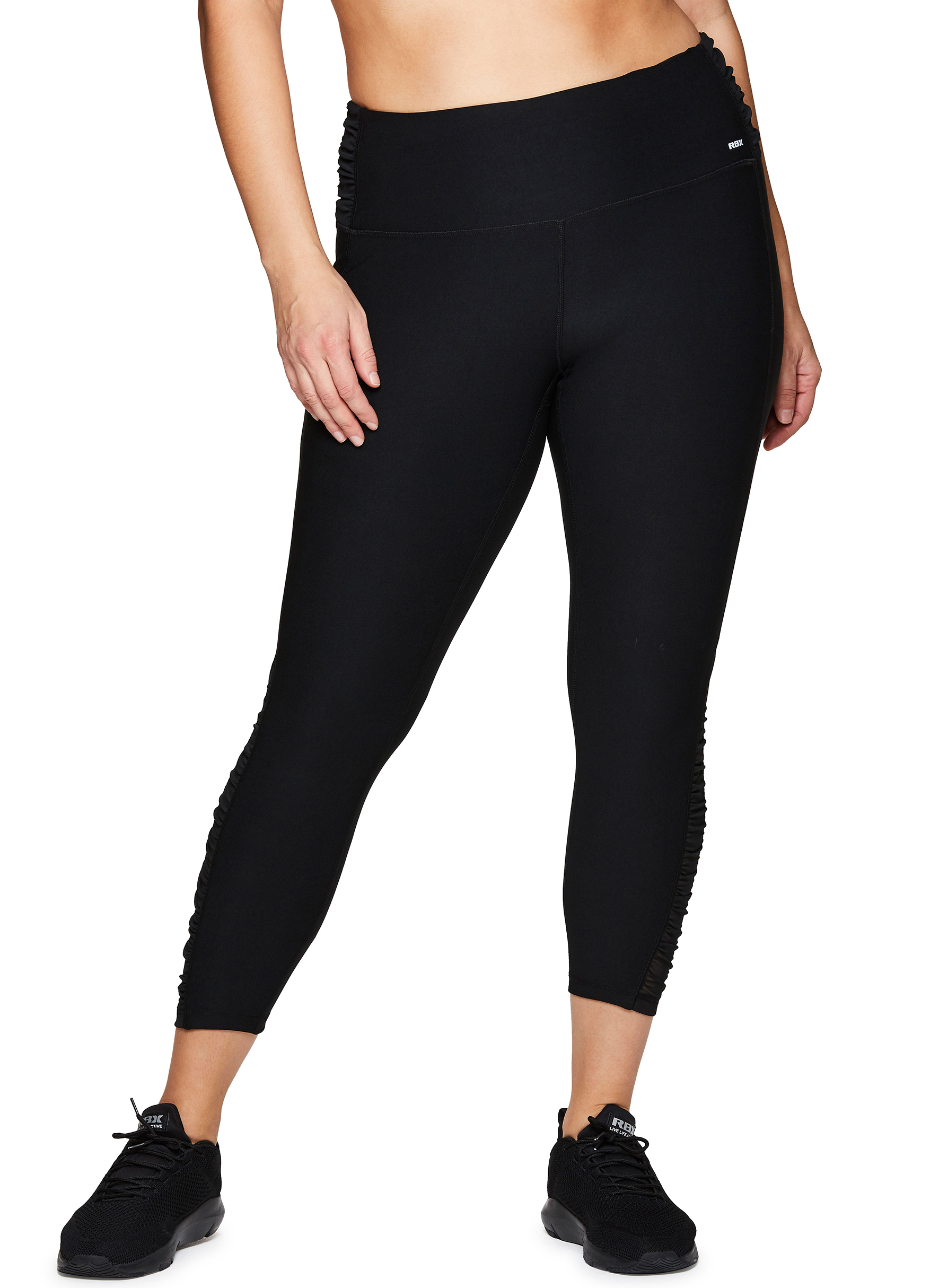 Helpful Rbx Active High Rise Capri Leggings S Leggings
